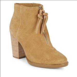 French Connection Suede booties Avella style sale